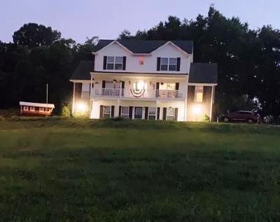 Culleoka Single Family Home For Sale: 4224 Scott Hollow Rd