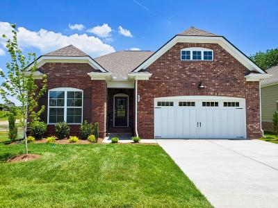 Lebanon, Mount Juliet, Mt Juliet, Mt. Juliet, Old Hickory Single Family Home For Sale: 503 Cunningham Court, Lot #208