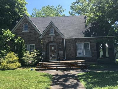 Lawrenceburg Single Family Home For Sale: 704 N N Military Ave