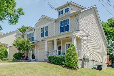 Nashville Condo/Townhouse Under Contract - Showing: 344 Normandy Cir