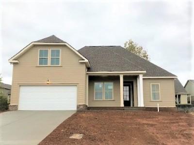 Smyrna Single Family Home For Sale: 5718 Hidden Creek