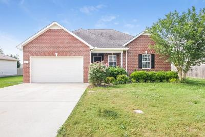 Rutherford County Rental For Rent: 4919 Pillar Dr