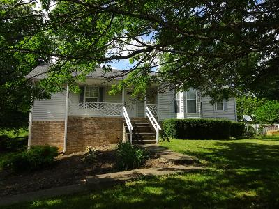 Woodlawn Single Family Home Under Contract - Not Showing: 2939 Charlie Sleigh Road