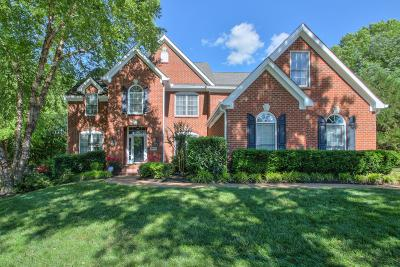 Brentwood  Single Family Home For Sale: 9836 Albemarle Ln