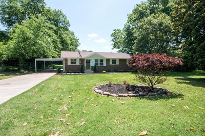 Hendersonville Single Family Home For Sale: 583 Walton Ferry Rd