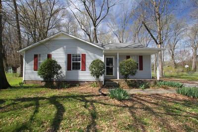 Single Family Home Sold: 7635 Chadwick Dr