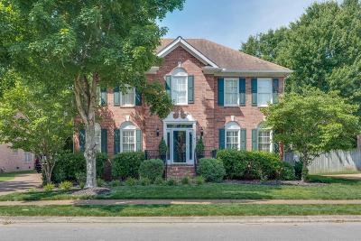 Franklin Single Family Home For Sale: 305 Stanley Park Ln