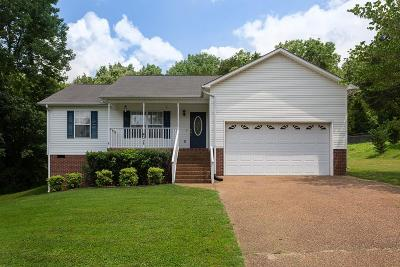 Columbia Single Family Home Active Under Contract: 402 Due Ln