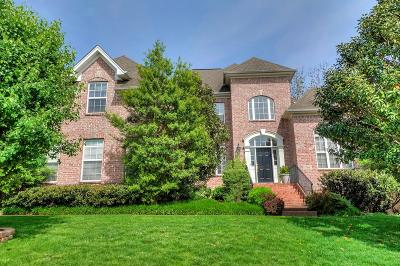 Williamson County Single Family Home For Sale: 700 Black Horse Pkwy