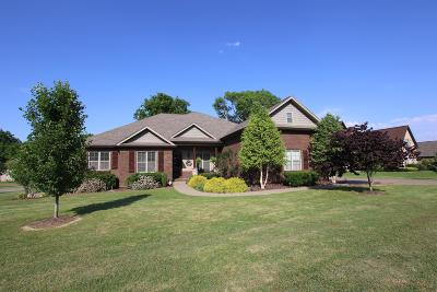 Gallatin Single Family Home Active Under Contract: 605 Concord Dr