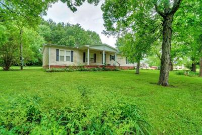 Shelbyville Single Family Home Active Under Contract: 758 Kennedy Road