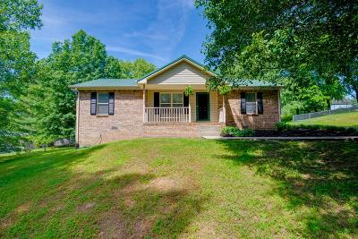 Ashland City Single Family Home For Sale: 1006 Richland Trail Rd