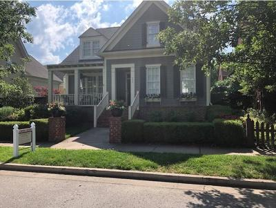 Williamson County Single Family Home Under Contract - Not Showing: 439 Pearre Springs Way
