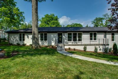 Green Hills Multi Family Home For Sale: 901 Estes Rd