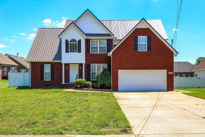 Smyrna Single Family Home Under Contract - Showing: 1603 Harrow Ct