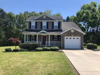 Winchester Single Family Home Active Under Contract: 290 Fairview Cir