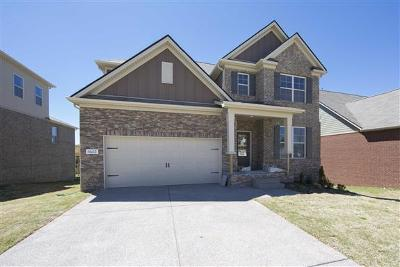 Spring Hill Single Family Home Under Contract - Not Showing: 1400 Marigold Drive, Lot 358