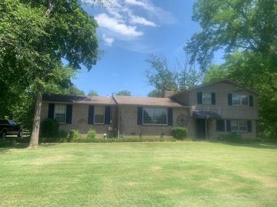 Single Family Home For Sale: 547 Indian Lake Rd