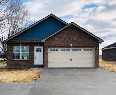 Oak Grove Single Family Home For Sale: C Tract C Hwy 115