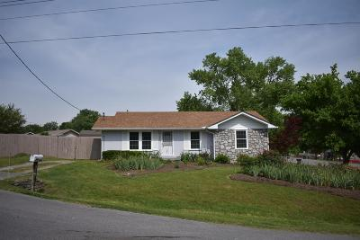 Hermitage Single Family Home Under Contract - Not Showing: 900 Ridge W