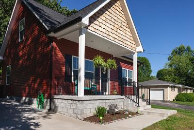 Dickson Single Family Home For Sale: 105 Greenbrier St