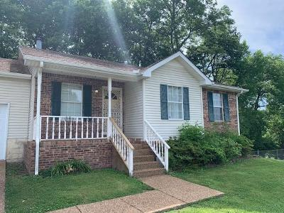 Nashville Single Family Home Under Contract - Not Showing: 908 Ashmont Cir