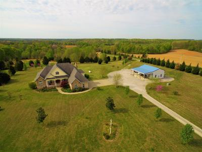 Sumner County Single Family Home For Sale: 490 Gregory Rd