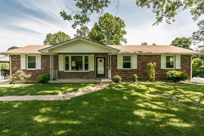 Joelton Single Family Home For Sale: 5124 Ridge Hill Dr