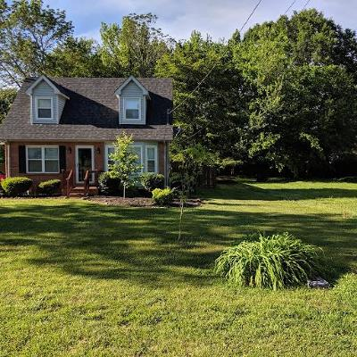 White House Single Family Home For Sale: 301 Oakdale Dr