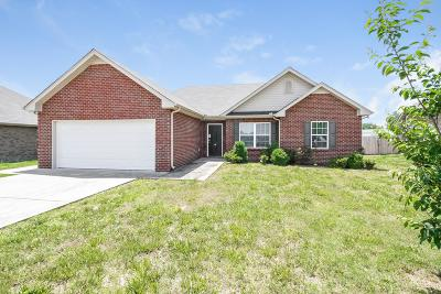 Christiana Single Family Home For Sale: 2622 Decatur Ln