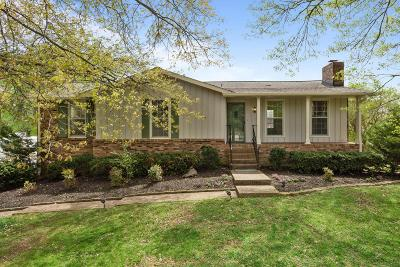 Single Family Home For Sale: 189 Cherokee Rd