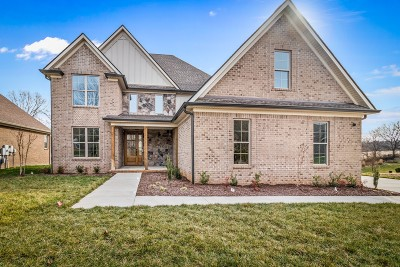 Clarksville Single Family Home For Sale: 2477 Settlers Trace