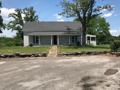 Spring Hill  Single Family Home Active Under Contract: 4651 Joe Peay Rd