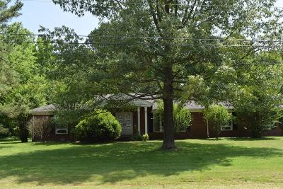 Franklin Single Family Home For Sale: 223 Derby Ln