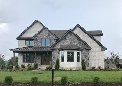 Clarksville Single Family Home For Sale: 1493 Overlook Pointe
