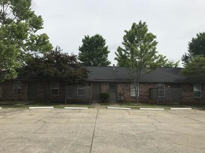 Christian County, Ky, Todd County, Ky, Montgomery County Rental For Rent: 112 Ballygar Street Apartments