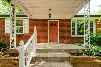 Single Family Home Under Contract - Showing: 2600 Carter Ave