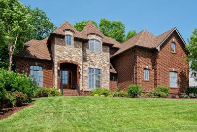 Franklin TN Single Family Home Active Under Contract: $774,900