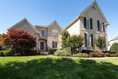 Williamson County Single Family Home Under Contract - Showing: 9508 Midlothian Dr