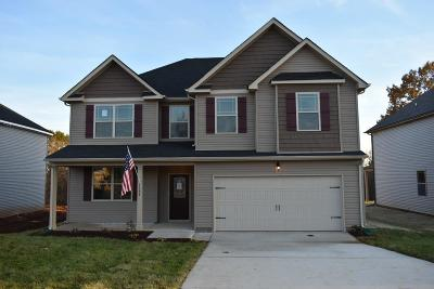Clarksville Single Family Home For Sale: 365 West Creek Farms