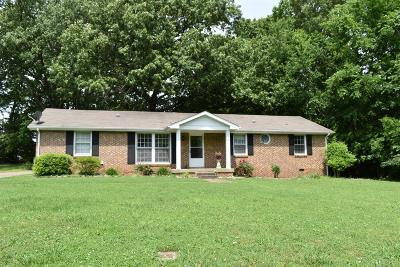 Clarksville Single Family Home For Sale: 1808 Calloway Dr