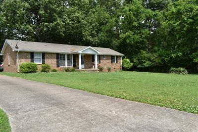Christian County, Ky, Todd County, Ky, Montgomery County Rental For Rent: 1808 Calloway Dr