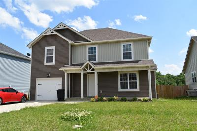 Christian County, Ky, Todd County, Ky, Montgomery County Rental For Rent: 2157 Trophy Trace