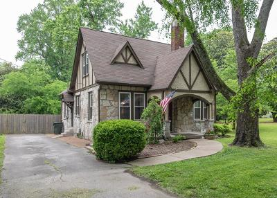 Gallatin Single Family Home For Sale: 228 N Westland Ave