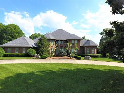 Winchester Single Family Home For Sale: 406 Lakeview Way