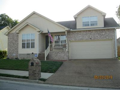 Antioch Single Family Home For Sale: 4148 Pleasant Colony Dr