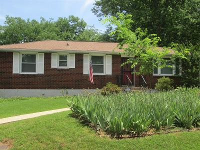 Hermitage Single Family Home For Sale: 7012 Bonnamere Dr