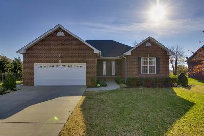 Gallatin Single Family Home For Sale: 231 Wildcat Run