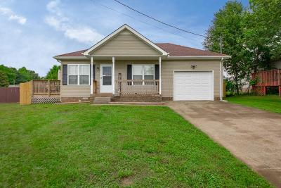 Clarksville Single Family Home For Sale: 347 Bombay Dr