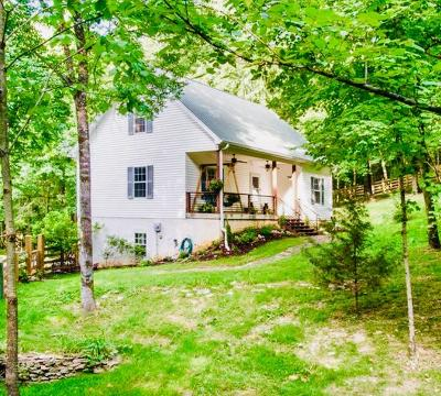 Single Family Home For Sale: 2684 Sanford Rd